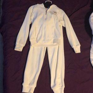 Juicy Couture Kids Velour Suit